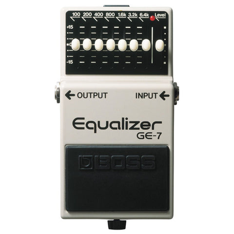 Boss GE-7 EQ