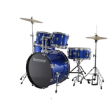 Ludwig Accent Fuse 5-Piece Drum Set Bundle