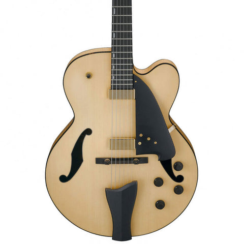 Ibanez AFC95 Contemporary Archtop Natural Flat