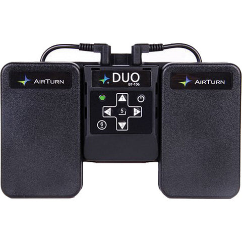 AirTurn Duo BT106 Tablet Bluetooth Page Turner