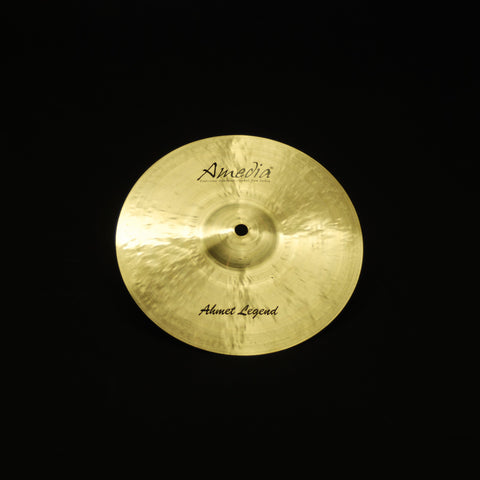 "Amedia Ahmet Legend 10"" Splash Cymbal"