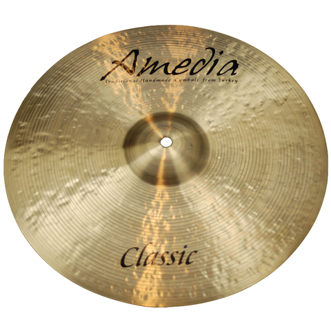 "Amedia Classic 16"" Medium Crash Cymbal"