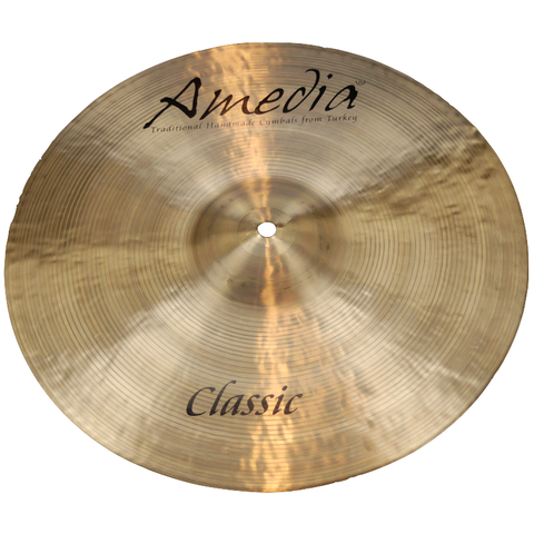 "Amedia Classic 16"" Medium Thin Crash Cymbal"