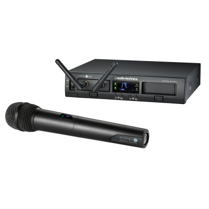 Audio Technica ATW-1302 System 10 Pro Hand Held Wireless