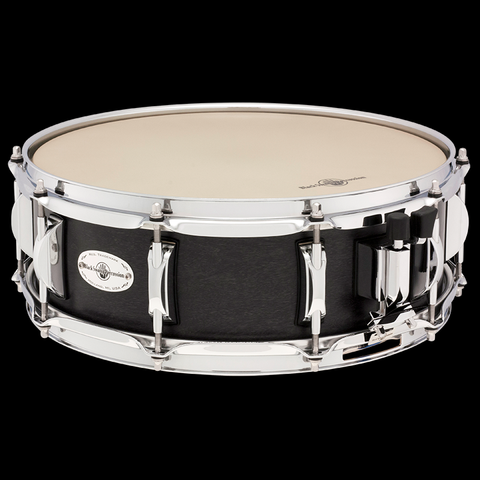 "Black Swamp Percussion Concert Maple 5x14"" Snare Drum Concert Black"