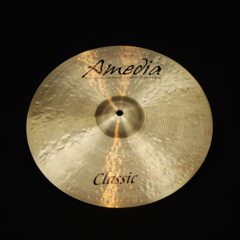"Amedia Classic 14"" Rock Crash Cymbal"
