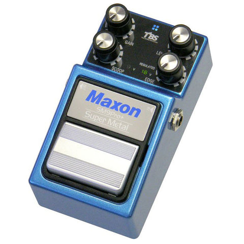 Maxon SM-9 PRO+ Super Metal Distortion