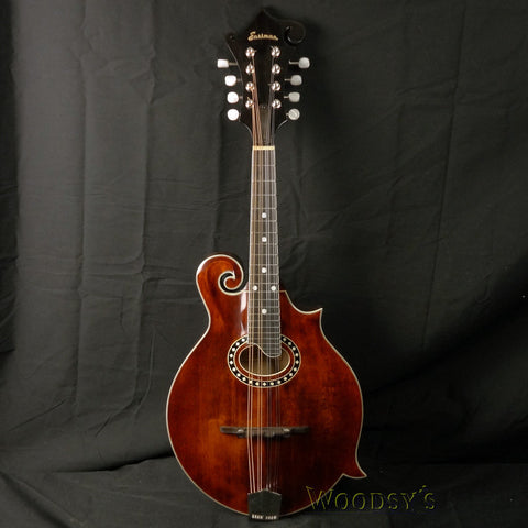 Eastman MD514 Oval Hole F-Style Mandolin