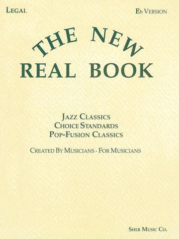 The New Real Book Eb Version