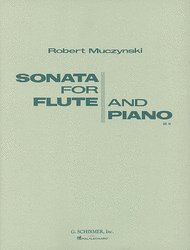 Sonata for Flute and Piano, Op. 14 - Robert Muczynski
