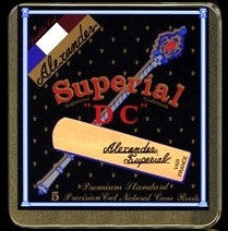 "Alexander Superial ""DC"" Baritone Saxophone Reeds"
