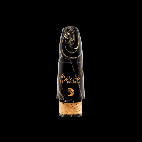 D'Addario Reserve Evolution Marble Bb Clarinet Mouthpiece