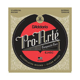 D'Addario EJ45C Pro-Arté Composite Core Normal Tension Classical Guitar Strings