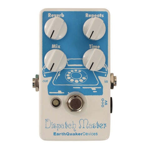 Earthquaker Devices Dispatch Master Delay Reverb