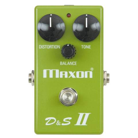 Maxon D&S II Distortion & Sustainer