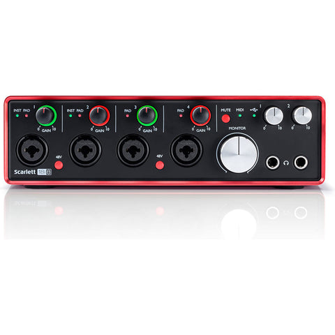 Focusrite Scarlett 18i8 USB Interface