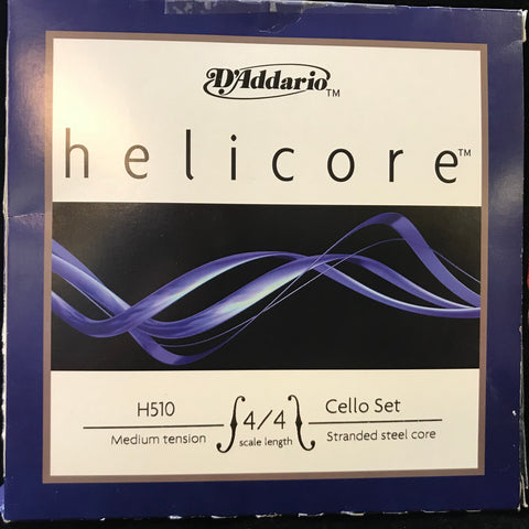 New Old Stock D'Addario Helicore Cello Strings