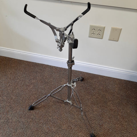Used Groove Percussion Tall Snare Drum Stand