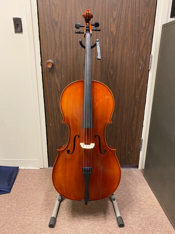 Used Eastman VC100 Student 4/4 Cello