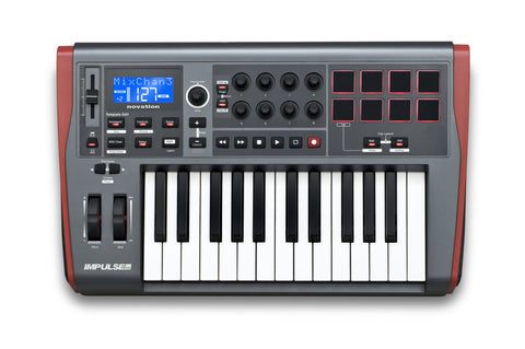 Novation Impuse USB MIDI Controller