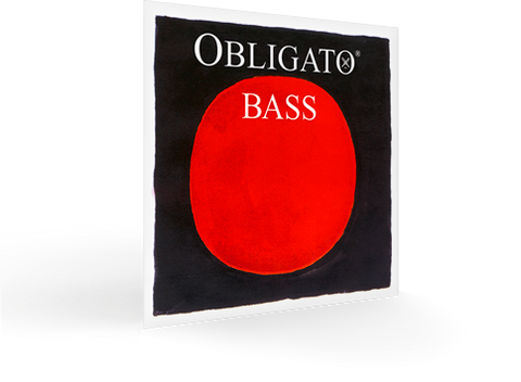 Pirastro Obligato Upright Bass Strings