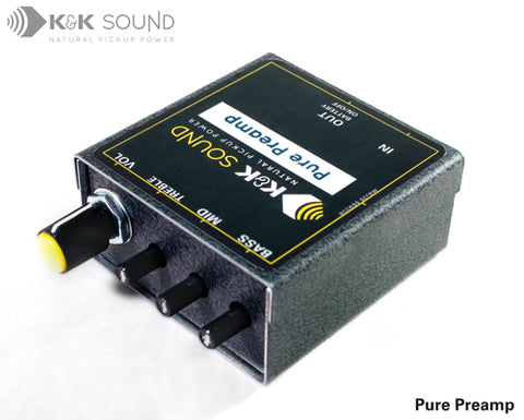 K&K Sound Pure Preamp