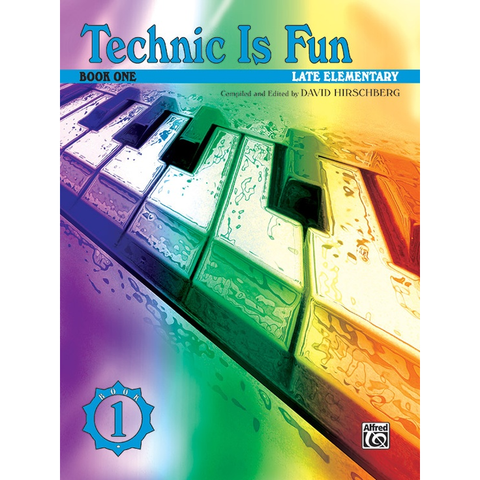 Technic is Fun, Book One - Late Elementary