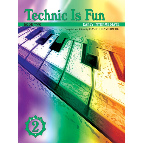 Technic is Fun, Book Two - Early Intermediate