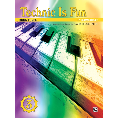 Technic is Fun, Book Three - Intermediate