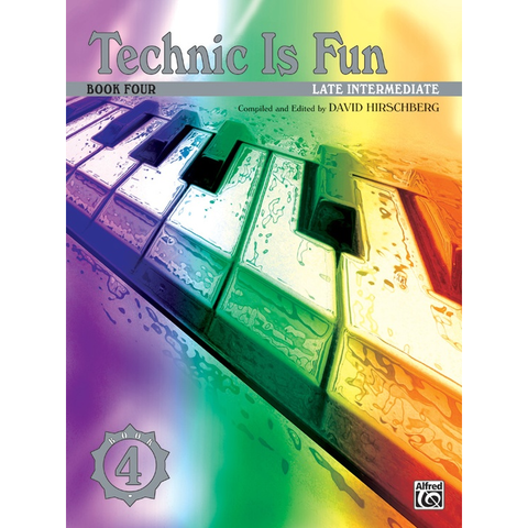 Technic is Fun, Book Four - Late Intermediate