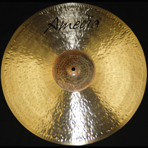 "Amedia Vigor Rock 22"" Ride Cymbal"