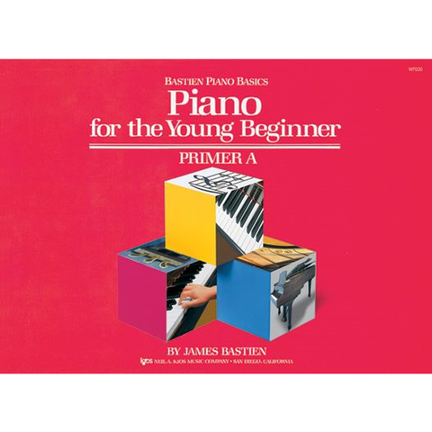 Piano for the Young Beginner - Primer A