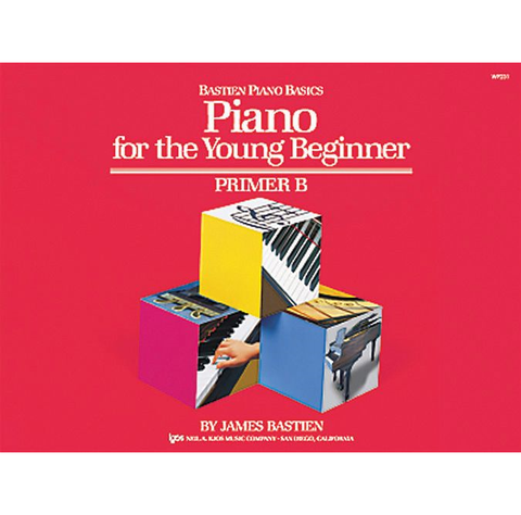 Piano for the Young Beginner - Primer B