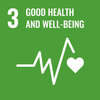 3 Good Health and Wellbeing