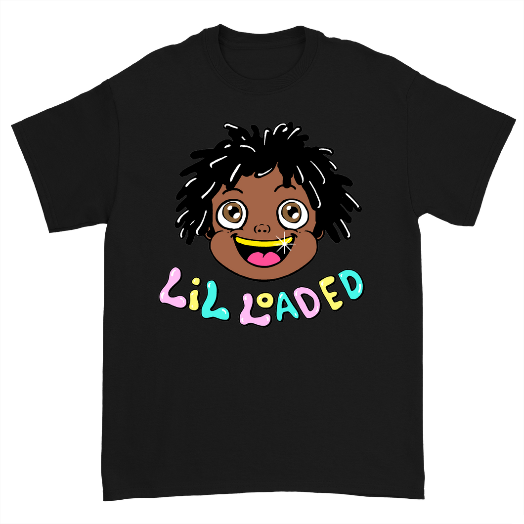 Lil Loaded Tee - Black