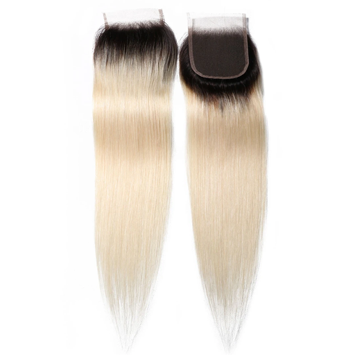 Ombre Color Straight Virgin Human Hair