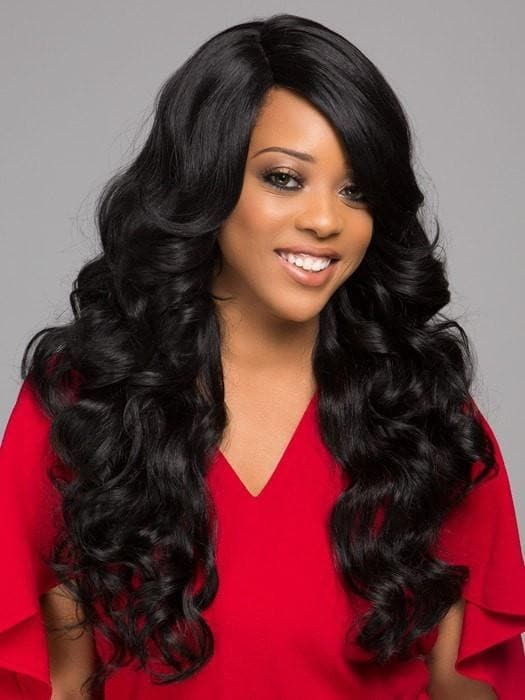 Wave Natural Black Human Hair