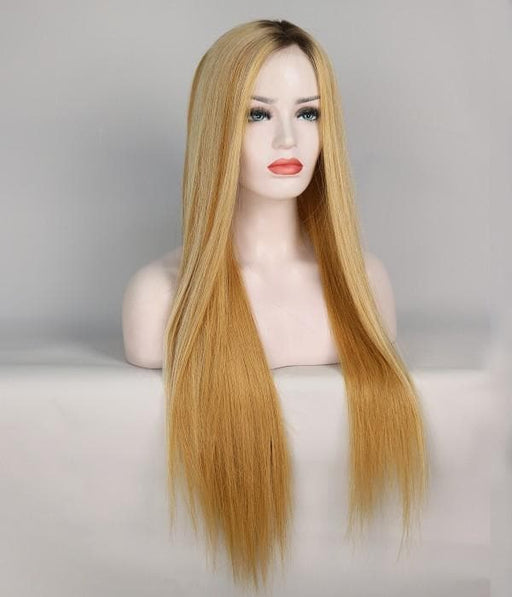 Ombre Straight Human Wigs