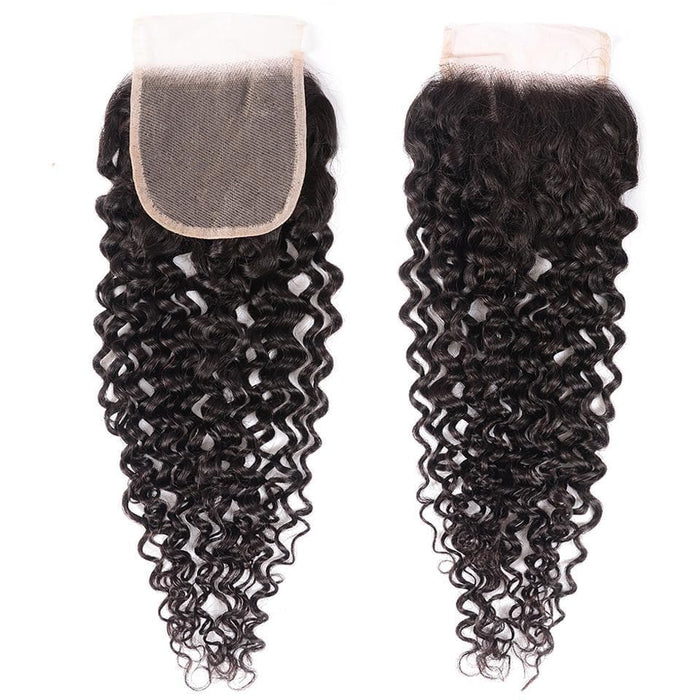 Best Swiss Lace Curly Wave Hair