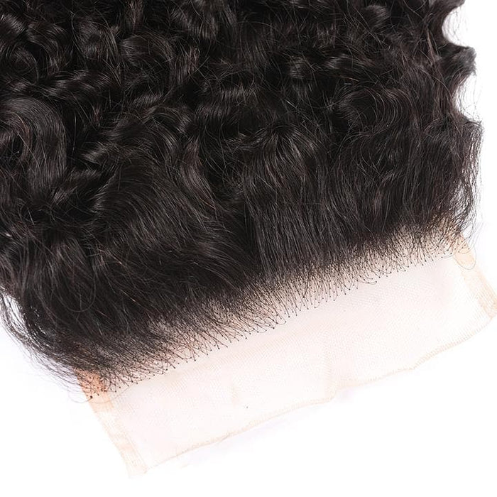 Human Lace Closure