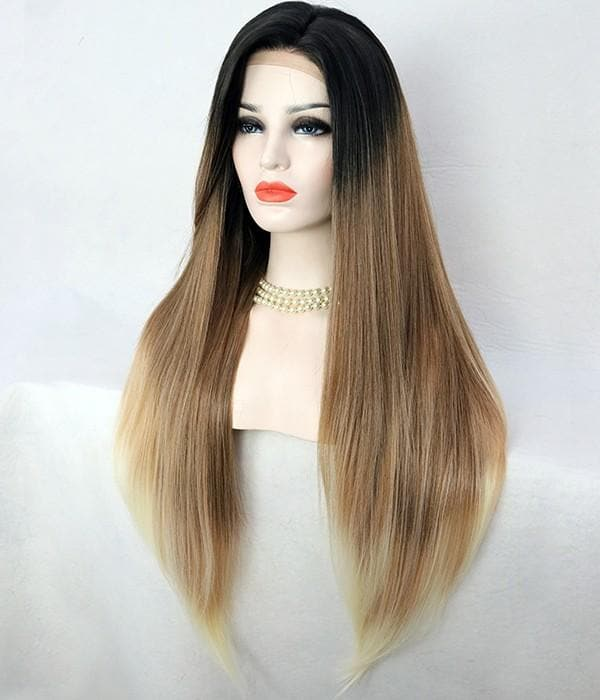 Quality Ombre Lace Front Wigs