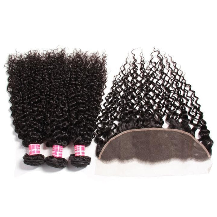 Quality Brazilian Curly Hair