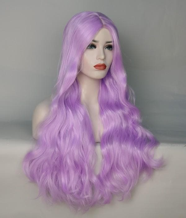 Quality Light Purple Human Hair