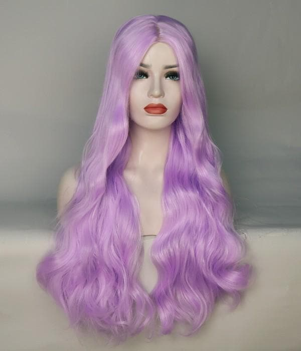 Light Purple Human Hair