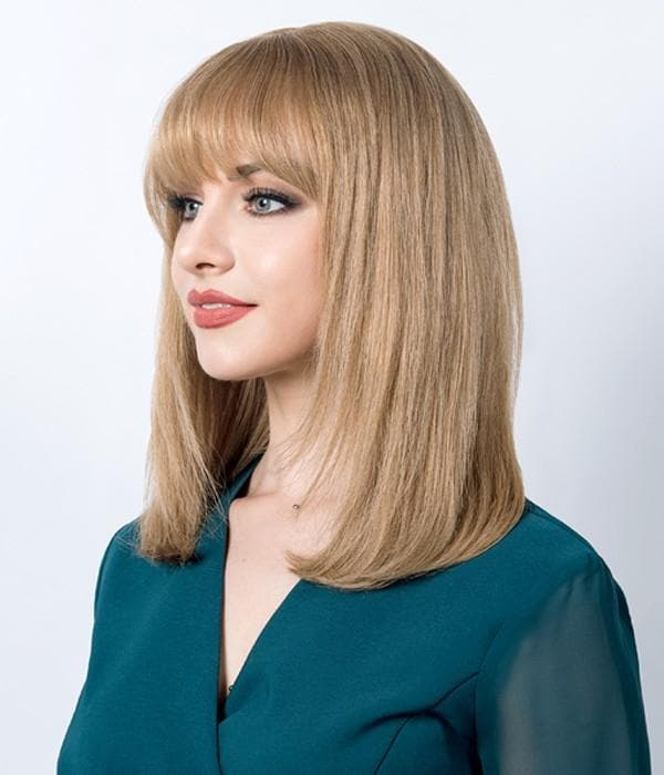 Best 150% Density Ombre Straight Bob Wigs