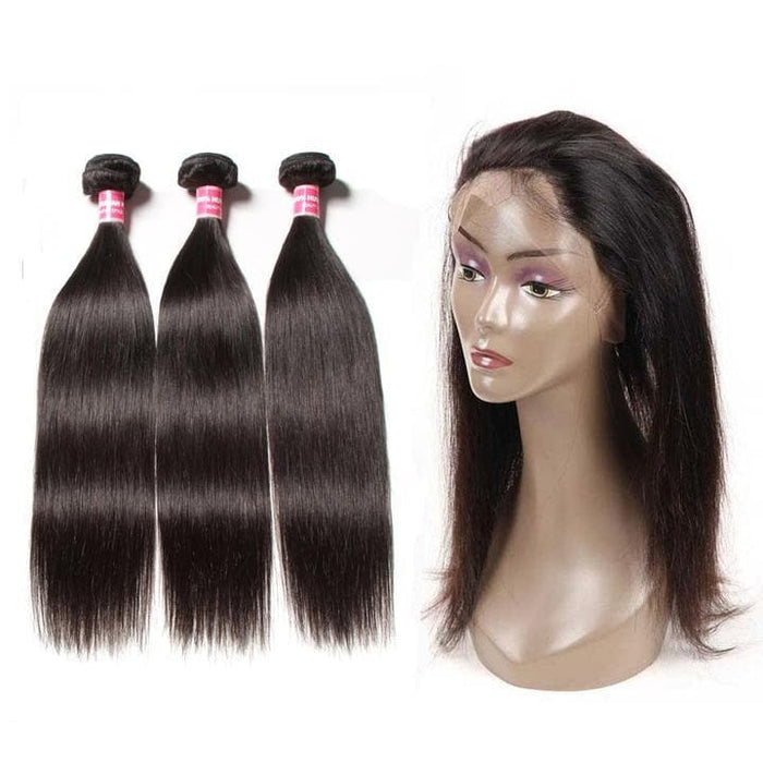 Online Lace Frontal Straight Hair