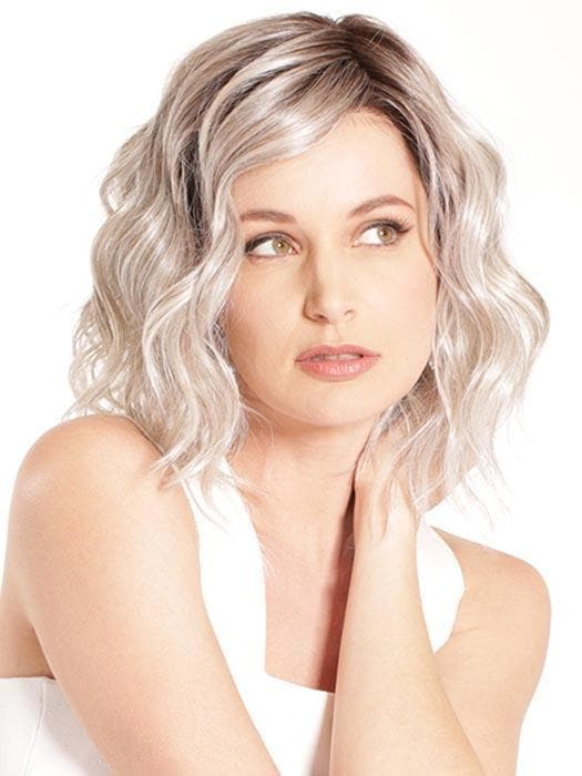 Ombre Color Human Hair Wig