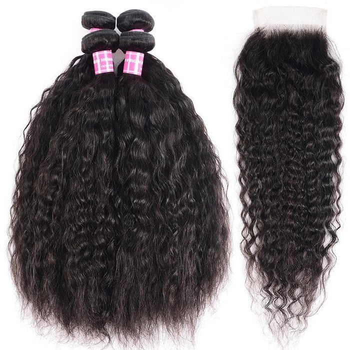 Online Lace Closure Human Hair