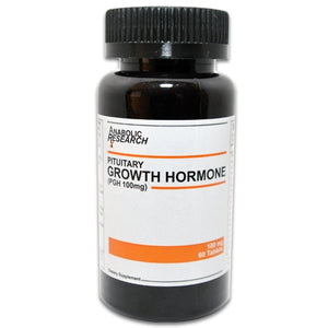 Pituitary Growth Hormone - pick 3