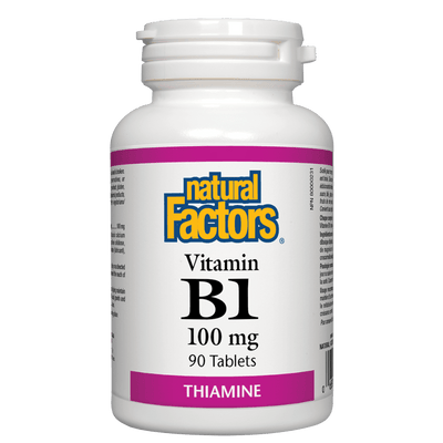 Vitamin B1  100 mg Tablets